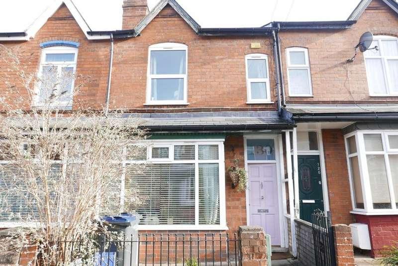 3 Bedrooms Terraced House for sale in Highbury Road, Birmingham, B14