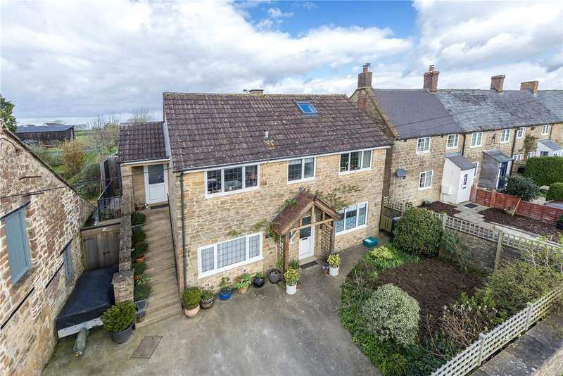 3 Bedrooms Detached House for sale in Silver Street, South Petherton, Somerset
