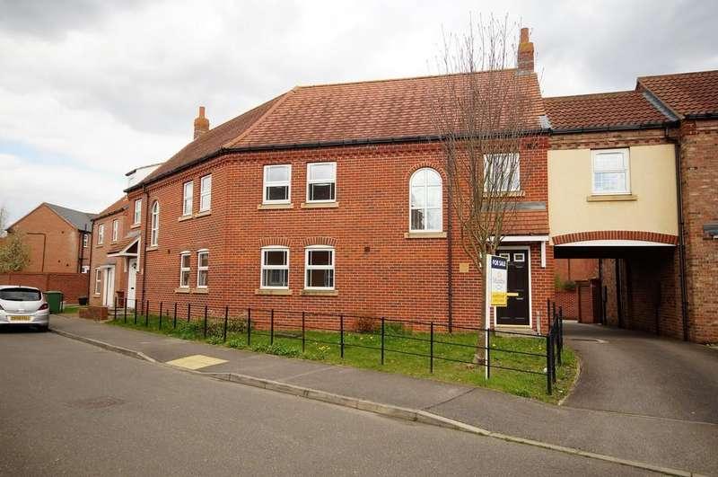 3 Bedrooms Semi Detached House for sale in Bobbin Lane, Lincoln