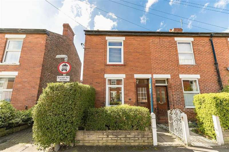 3 Bedrooms End Of Terrace House for sale in Waverley Road, Sale