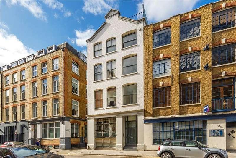 3 Bedrooms Flat for sale in Dufferin Street, London, EC1Y