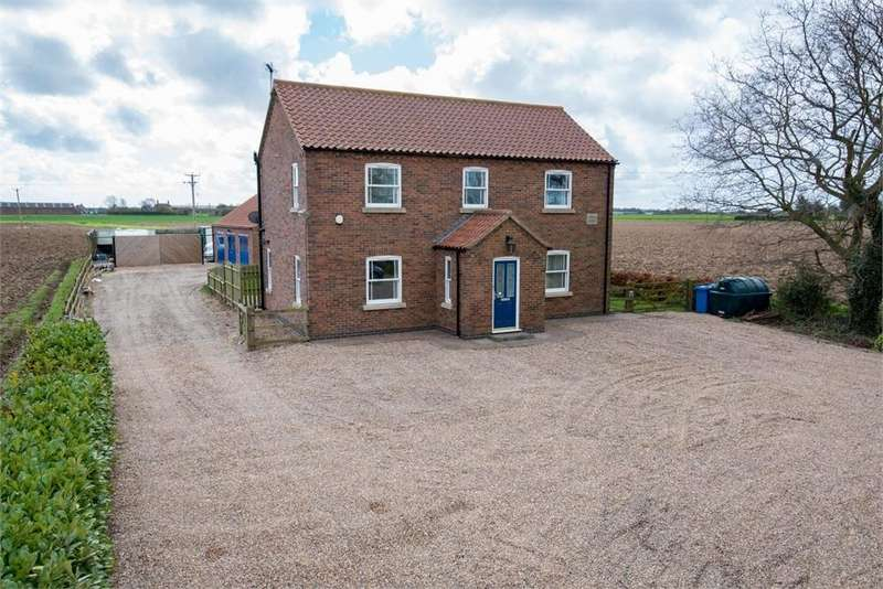 3 Bedrooms Detached House for sale in Main Road, Old Leake, Boston, Lincolnshire