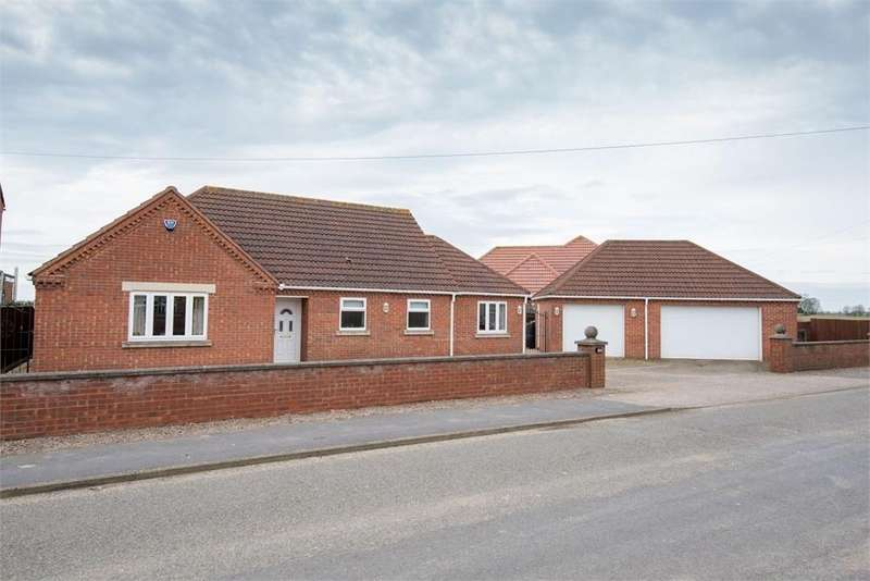 3 Bedrooms Detached Bungalow for sale in Punchbowl Lane, Boston, Lincolnshire