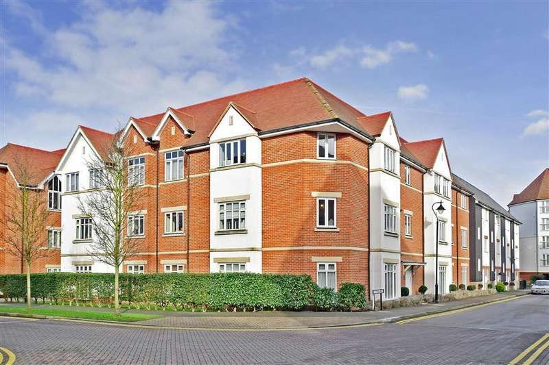 2 Bedrooms Apartment Flat for sale in Westwood Drive, Canterbury, Kent