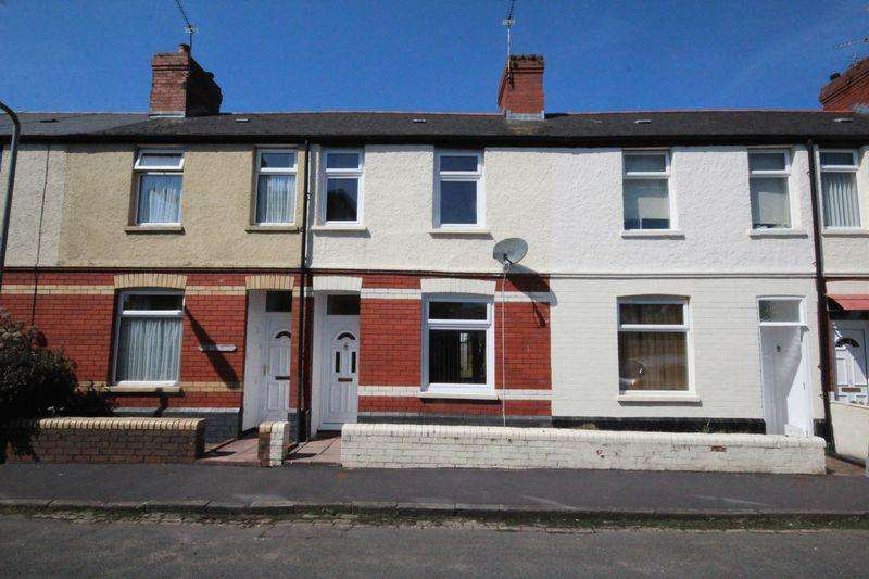 2 Bedrooms House for sale in Holly Terrace, Llandaff North