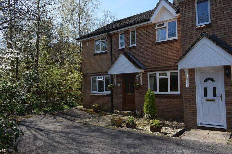 4 Bedrooms Terraced House for sale in Redwood Close, Southampton