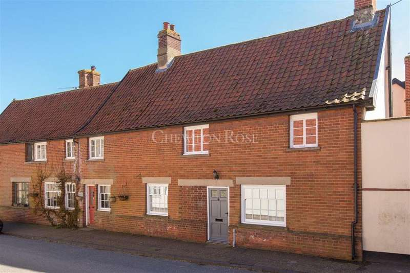 3 Bedrooms End Of Terrace House for sale in New Buckenham