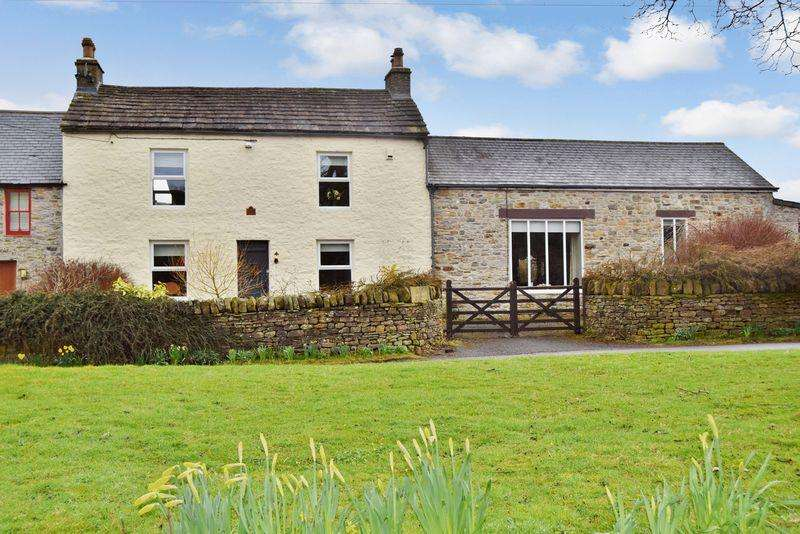3 Bedrooms Semi Detached House for sale in Garrigill, Alston