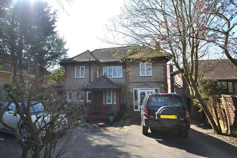 5 Bedrooms Detached House for sale in Arundel Road, Worthing, West Sussex, BN13 3EL