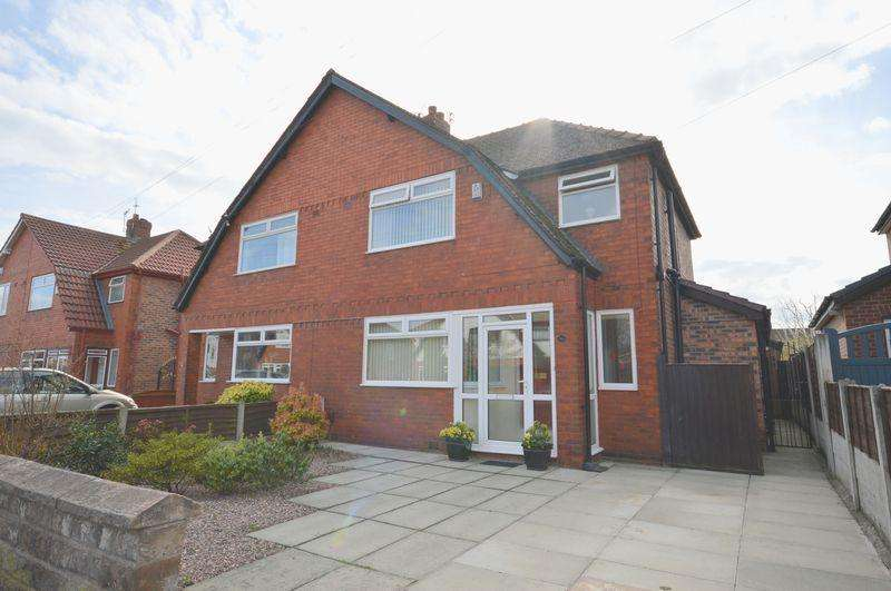 3 Bedrooms Semi Detached House for sale in Coronation Drive, Warrington