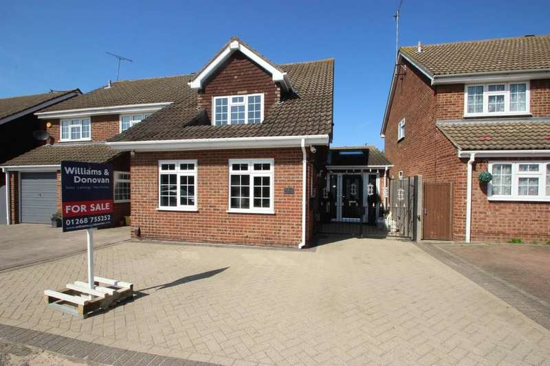 5 Bedrooms Semi Detached House for sale in Benfleet, SS7