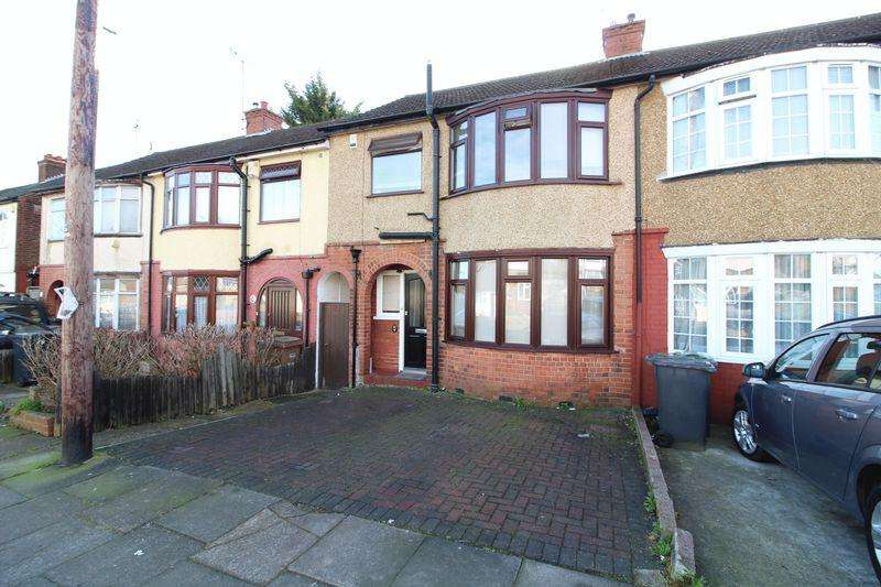 3 Bedrooms Terraced House for sale in Close to Leagrave train station, Filmer Road