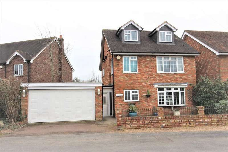 4 Bedrooms Detached House for sale in Church Road, Wilstead, MK45