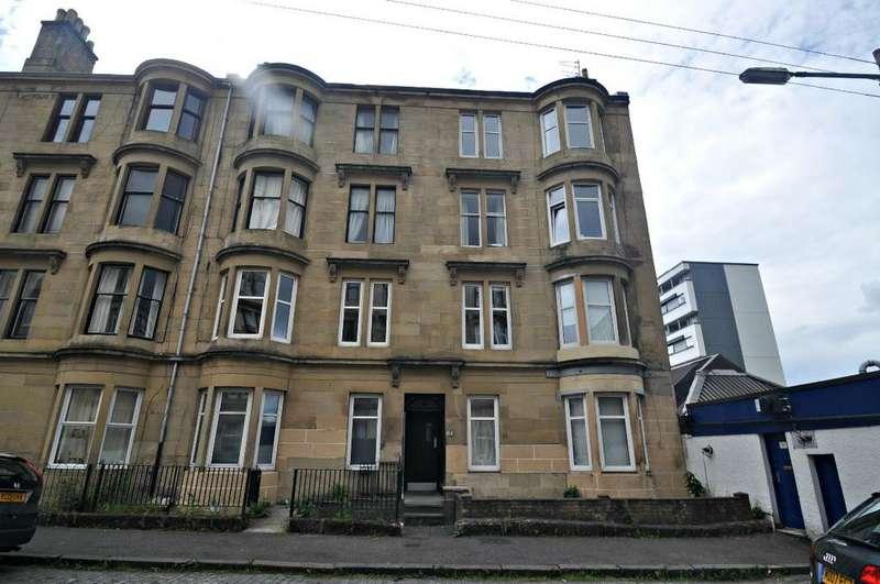 2 Bedrooms Flat for rent in 1/2 13 Lawrie Street, Glasgow, G11 5NN
