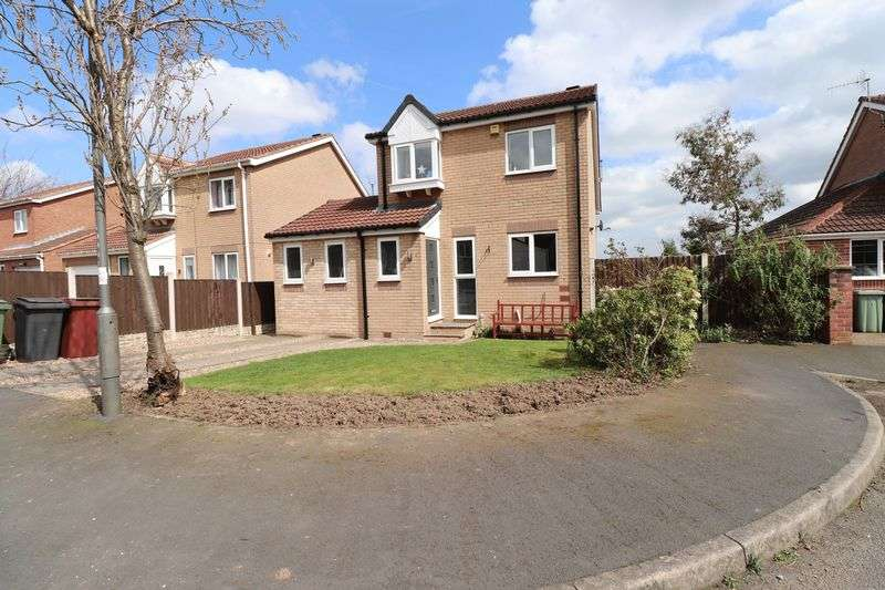 3 Bedrooms Property for sale in Setts Way, Chesterfield