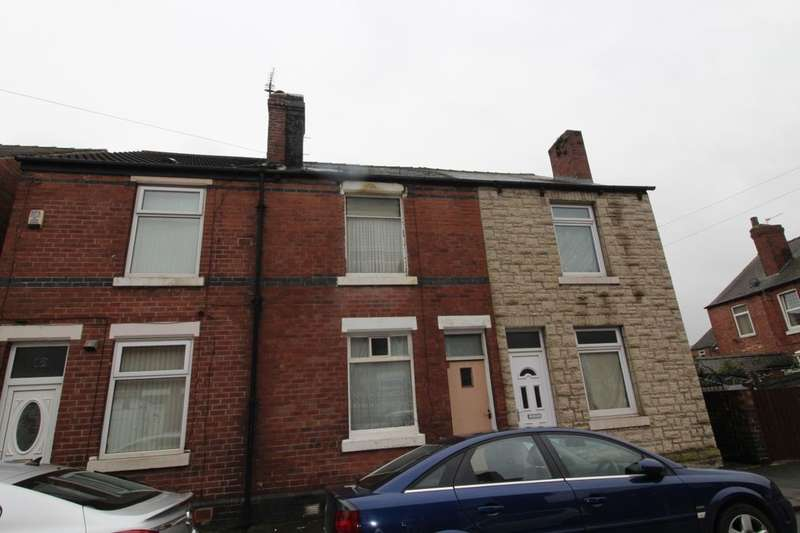 2 Bedrooms Terraced House for sale in Gladys Street, Rotherham, S65