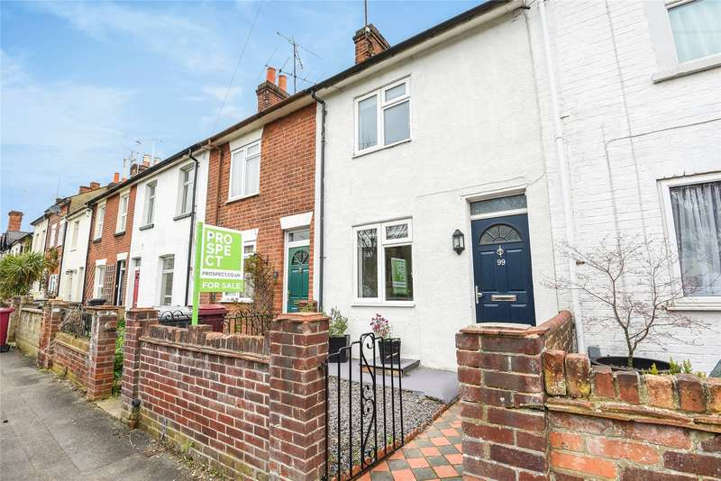 2 Bedrooms Terraced House for sale in Brunswick Street, Reading, Berkshire, RG1
