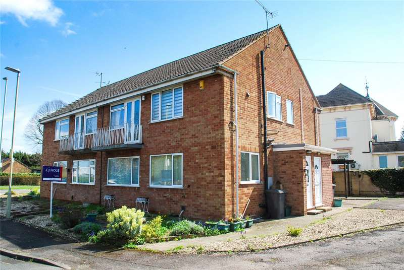2 Bedrooms Flat for sale in Wotton Court Barnwood Road Gloucester GL4
