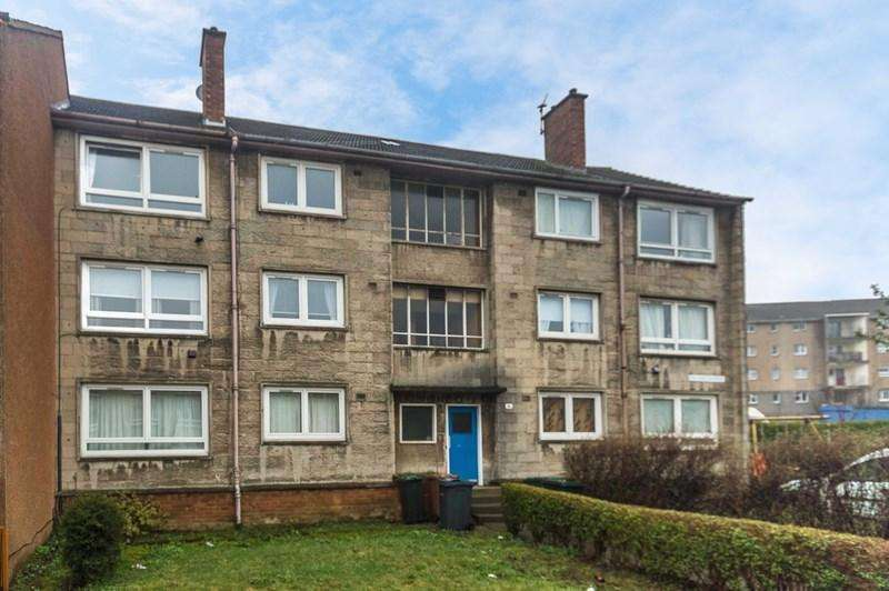 2 Bedrooms Property for sale in 10/3 Oxgangs Avenue, Oxgangs, Edinburgh, Midlothian, EH13 9JB