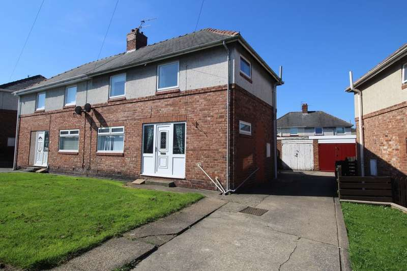 3 Bedrooms Semi Detached House for sale in Cypress Crescent, Dunston, Gateshead, NE11