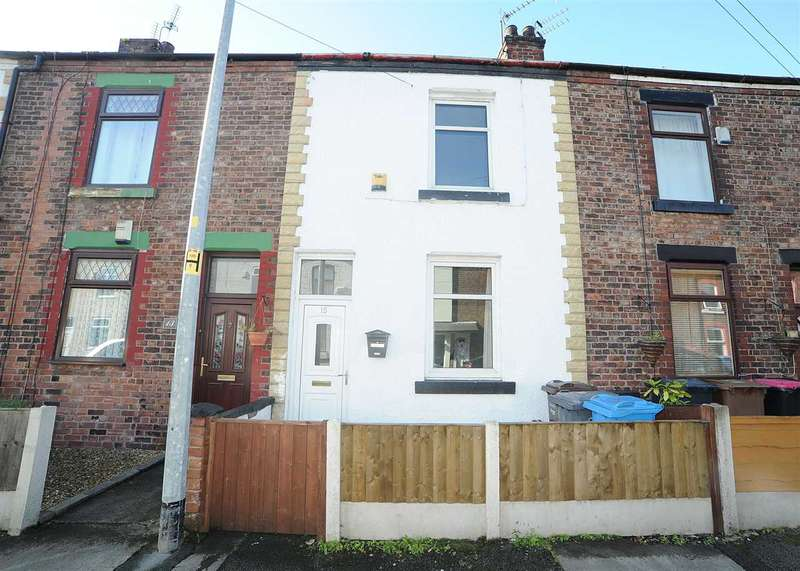2 Bedrooms Terraced House for sale in 15 Dean Road, Cadishead M44 5AE