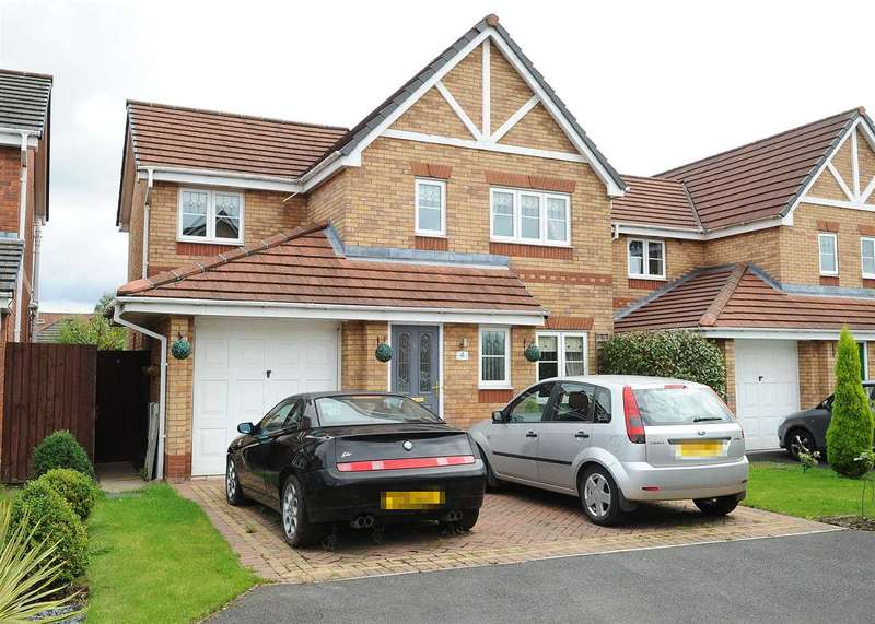 4 Bedrooms Detached House for sale in 4 Powdermill Close, Irlam M44 6RR