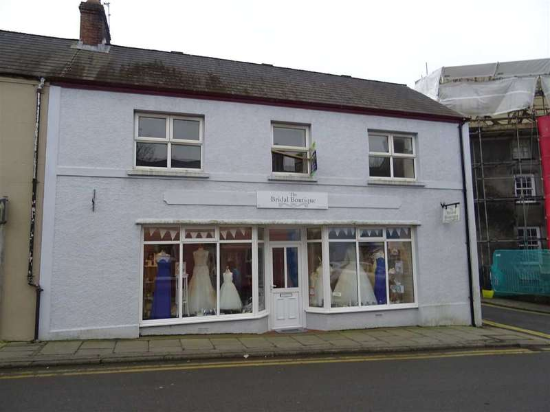 2 Bedrooms Commercial Property for sale in 60 St James Street Narberth