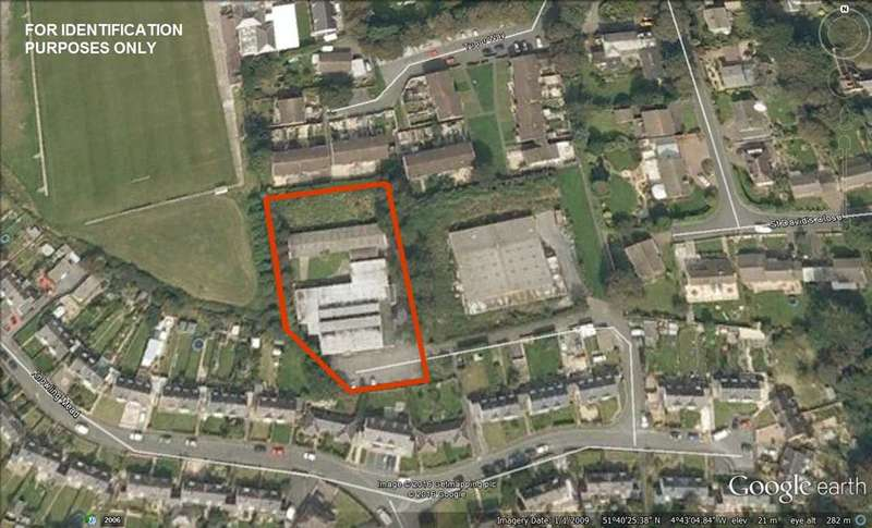Commercial Property for sale in Commercial Premises/Redevelopment Site (West), Knowling Mead, Tenby