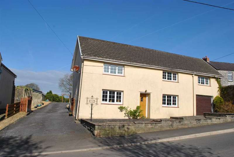 7 Bedrooms Detached House for sale in The Dale, High Street, ST FLORENCE