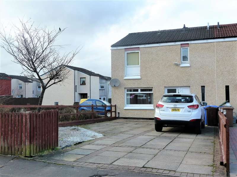 3 Bedrooms End Of Terrace House for sale in Woodland Way, Denny