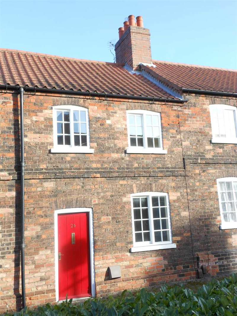 2 Bedrooms Terraced House for sale in Redbourne Street, Scunthorpe