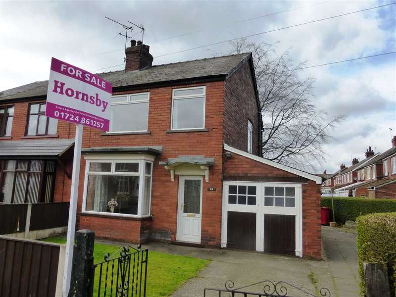 3 Bedrooms Semi Detached House for sale in Maple Tree Way, Scunthorpe