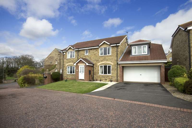5 Bedrooms House for sale in Low Farm, Ellington, Morpeth