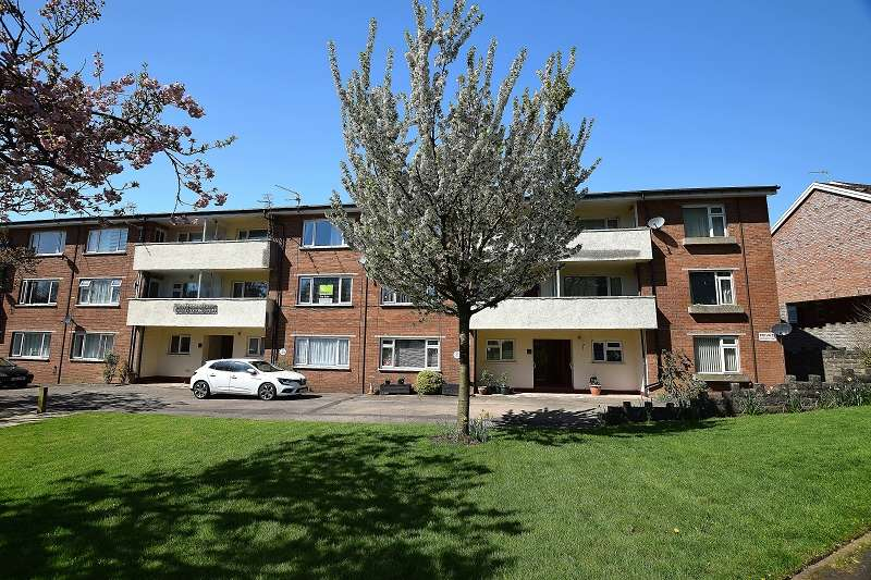 2 Bedrooms Flat for sale in Flat 4b Pantmawr Court, Caer Wenallt, Pantmawr, Cardiff. CF14 7HR