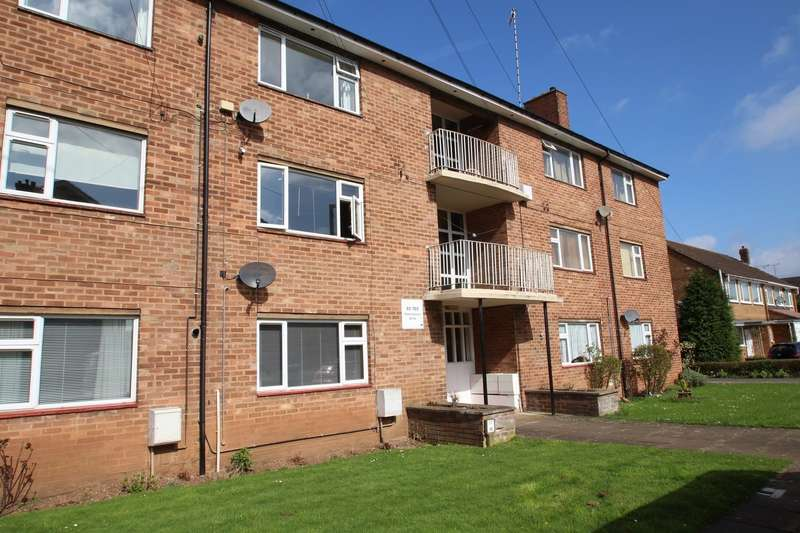 2 Bedrooms Flat for sale in Chharminster Drive, Coventry, CV3