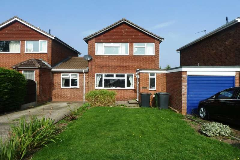 4 Bedrooms Detached House for sale in Skye Close, Nuneaton, CV10