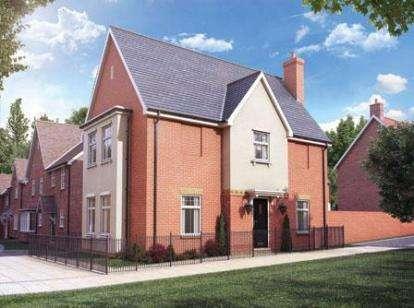 4 Bedrooms Semi Detached House for sale in Buckton Fields, Northampton