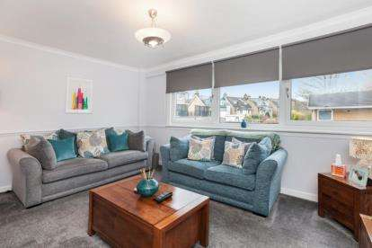 2 Bedrooms Maisonette Flat for sale in Glasgow Road, Cambuslang, Glasgow, South Lanarkshire