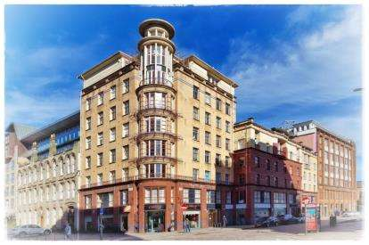 1 Bedroom Flat for sale in Wilson Street, Merchant City, Glasgow