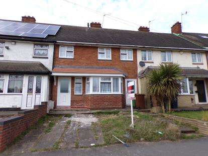 3 Bedrooms Terraced House for sale in Abbey Square, Walsall, West Midlands
