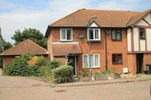 3 Bedrooms End Of Terrace House for sale in Morgan Drive, Stone, Dartford, Kent