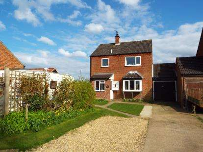 3 Bedrooms Detached House for sale in Langham, Holt, Norfolk