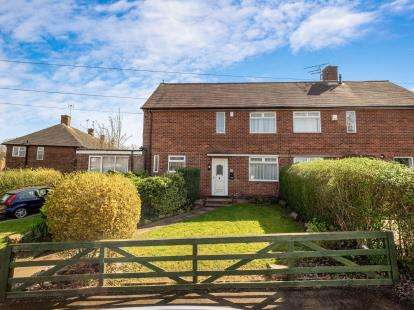 4 Bedrooms Semi Detached House for sale in Birchwood Road, Wollaton, Nottingham, Nottinghamshire