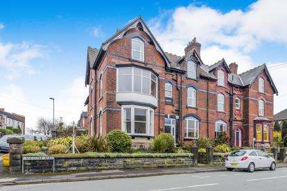 6 Bedrooms Semi Detached House for sale in Lancaster Road, Newcastle Under Lyme, Staffs