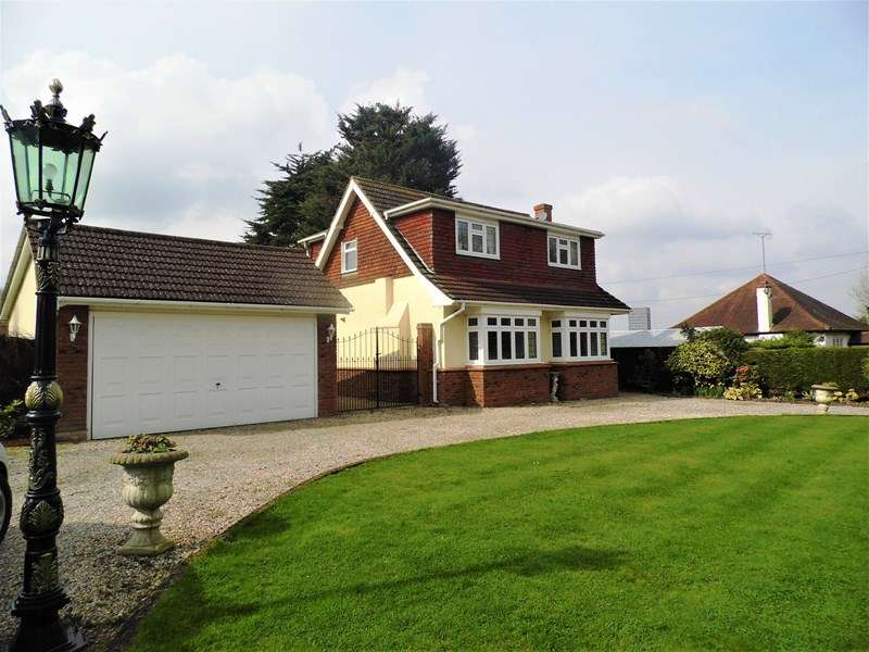 4 Bedrooms Detached House for sale in Bells Hill Road, Basildon