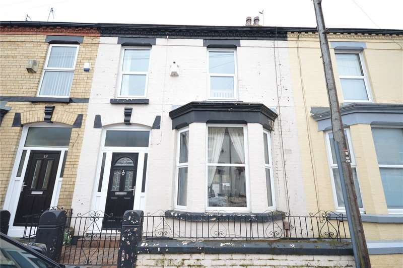 3 Bedrooms Terraced House for sale in Nicander Road, Allerton, Liverpool, L18