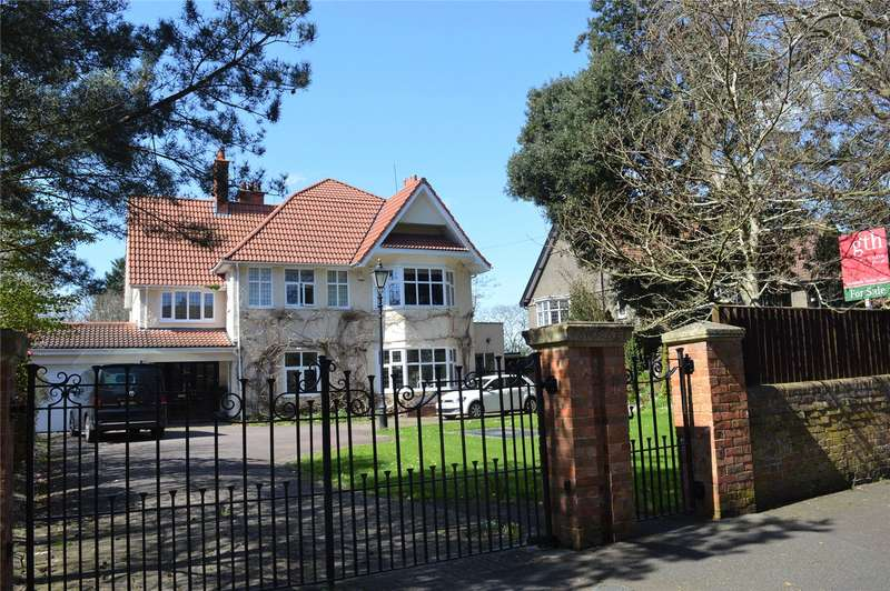 5 Bedrooms House for sale in Rectory Road, Burnham-on-Sea, Somerset, TA8