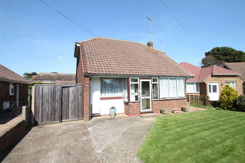2 Bedrooms Detached Bungalow for sale in Fircroft Crescent, Rustington, West Sussex, BN16