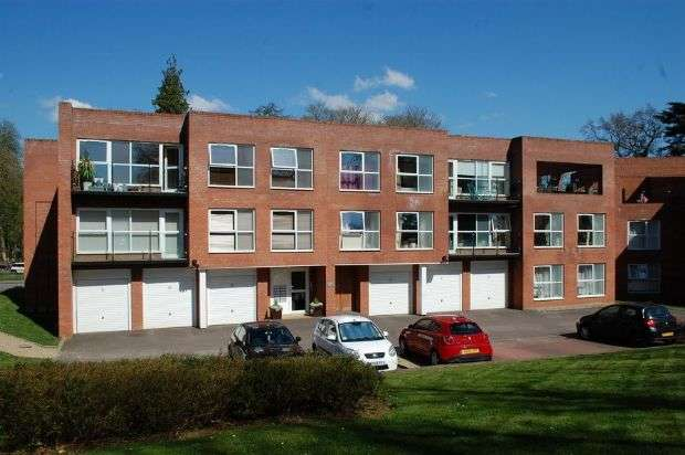 1 Bedroom Flat for sale in St Marys House, St Crispins Drive, Northampton NN5 4BZ