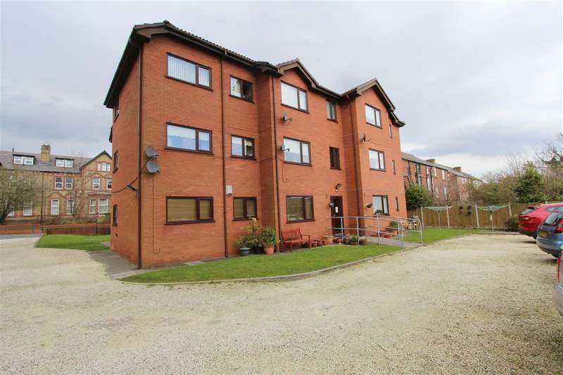 2 Bedrooms Apartment Flat for sale in Seymour Road, Broadgreen, Knotty Ash, Liverpool